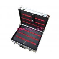 Lockable Aluminium Case 3.5 Kgs , Portable Custom Aluminum Briefcase
