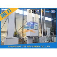 Buy cheap OEM Design 1-6m Handicapped Chair Lifts With Cabin , CE And SGS Certified from wholesalers