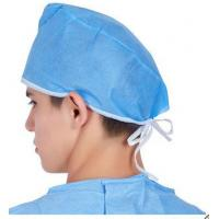 China disposable surgical cap medical cap for hospital use non woven wholesale