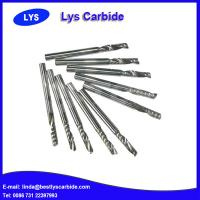 China Carbide 6 flutes finishing end mill, solid carbide morse end mill wholesale