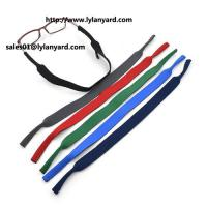 China Neoprene Spectacle Anti Slip Eyeglasses Stretchy Sports Band wholesale