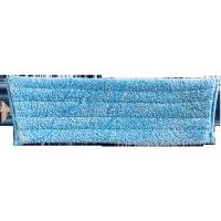 Buy cheap 400gsm Home use Microfiber Twist Pile Fiber Wet Mop Pads Ultra Cleaning Mop Head from wholesalers