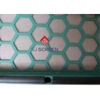 China SJ- VSM 300S Green Shale Shaker Screen , Small Vibrating Screen For Industry wholesale