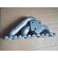OEM Auto Parts Casting  Vehicle Cast Iron Exhaust Pipe TS16949 Approval