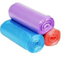 Buy cheap PLA Corn Starch Biodegradable Garbage Bags In Roll SGS / MSDS Certified from wholesalers