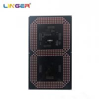 Buy cheap 16 Inch Large Model Of 7 Segment Digit Board 250mm*440mm High Brightness from wholesalers