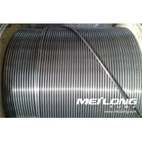China Seamless Stainless Steel Hydraulic Tubing Bright annealed Incoloy Alloy UNS N08800 on sale