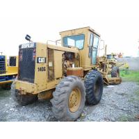 China CAT 140G USED MOTOR GRADER FOR SALE MADE IN USA CAT 140G MOTOR GRADER wholesale