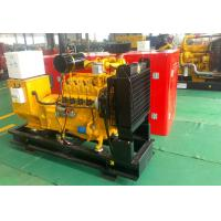 Quality 20 kw Gas Backup Generator With Stamford Brushless Alternator for sale
