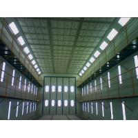 Excellent quality and reasonable price Big Size Model, Bus Spray Paint Booth (CE