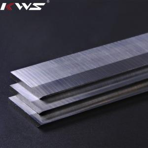 China 300*30*3*2 HSS Tungsten Carbide Planer Blades Knives For Stationery Wood Planer wholesale