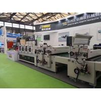 China Energy Saving Roll To Roll Coating Machine Non Horizontal Lines Equipped With Reducer Plate wholesale