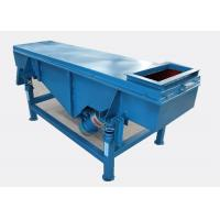 China Durable Linear Sand Screening Equipment Cement Sieving Dry Mortar Plant wholesale