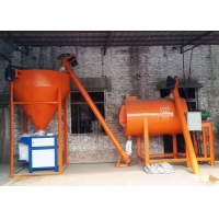 China Floor Screed 1T/H 5T/H Dry Mortar Batching Plant wholesale