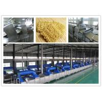 China Automatic Chowmein Making Machine Non Frying Production No Fried Instant Noodle Line wholesale