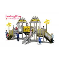 China Customerized Size Hdpe Playground Musical Series Simple Design With Different Playing wholesale