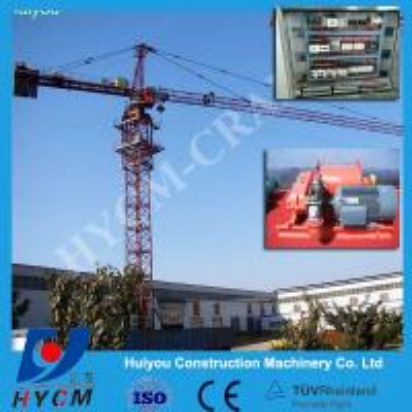 Tc6018 Tower Crane Support Pdf