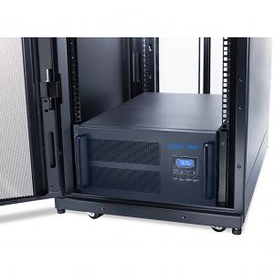 China 15kva Rack Mount Ups Battery Power Supply Zero Transfer Time Lcd wholesale