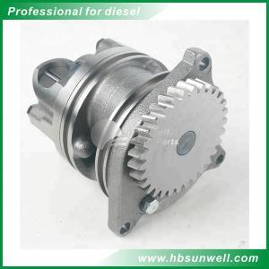 China Cummins Diesel Engine Oil Pump / K19  Diesel High Pressure Oil Pump 3047549 on sale