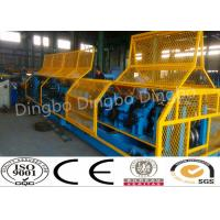 Quality Casting Steel Plate Rolling Machine , K Span Roll Forming Machine Gardens Use wholesale