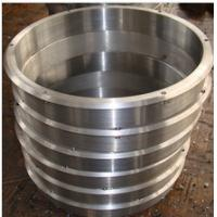 China CNC Machining Turning Grinding Forged Forging Steel Gas Steam Turbine Oil Guards nozzle Bearing Gland Seal Sealing Rings wholesale