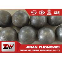 Quality 3 Inch Dia 20-1500 mm Forged and cast Grinding Steel Ball  Good Wear Resisitance wholesale