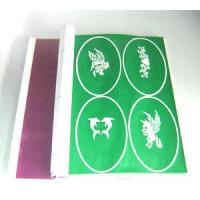 China airbrush tattoo stencil wholesale