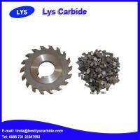 China Tungsten Carbide Saw Blade Tips wholesale