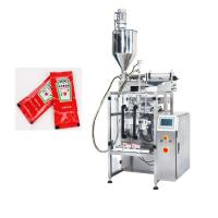 China Paste filling machine low cost pouch packing machine wholesale