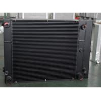 China Hydraulic Transmission Compact Plate Fin Heat Exchanger For Construction Machinery wholesale
