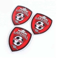 China Embroidery Woven 120D Washington Football Team Patches For Uniforms wholesale