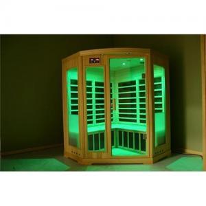 China Far infrared sauna house on sale
