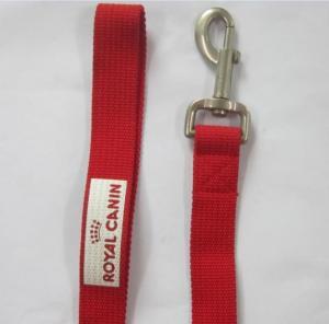 China 25mm Custom Printed Polyester /Nylon Dog Leashes-Promotional Dog Leashes wholesale