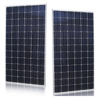 Buy cheap Custom Size Monocrystalline Solar Panel With Anti - Reflective Coating from wholesalers