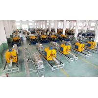 Buy cheap HDPE / DWC / PP Pipe Production Line SBG-250 Double Wall Corrugated Pipe from wholesalers