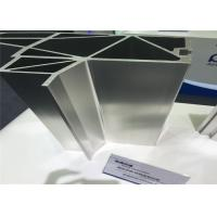 China Extruded 6063 T5 Standard Aluminum Extrusions For Rail Transport Vehicles Body Profile wholesale