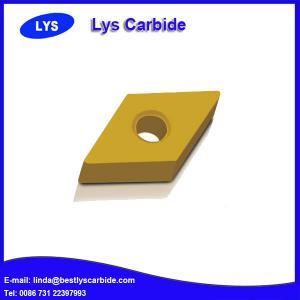 China Finishing turning carbide insert for lathDNMA110416,DNMA110424,DNMA150404,DNMA150408,DNMA150604,DNMA150608,DNMA150612 wholesale