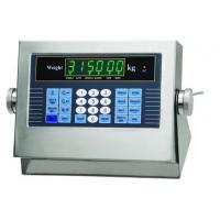 China Stainless Steel Truck Scale Indicator With Printer 30.5mm LED Display wholesale