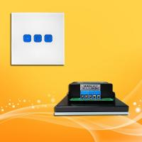 Buy cheap High Automation Full Smart Home System Wifi Light Switch Dimmer Touch Panel from wholesalers