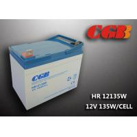 China HR12135W  12V 33Ah Energy Storage Battery , AGM Rechargeable V0 Battery wholesale