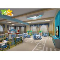 China Kindergarten Classroom Layout , Kindergarten Room Arrangement Functional wholesale