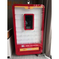 Buy cheap Drinks , Snacks And Makeup Vending Machine Big Display Area For Promotion from wholesalers