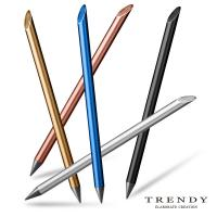 Buy cheap Factory Price bullet head Inkless Metal Pocket Pen Beta Pen with Retailing from wholesalers