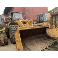 China 4.2CBM Bucket Used CAT Wheel Loader 980H Made In Japan CAT C15 Engine on sale