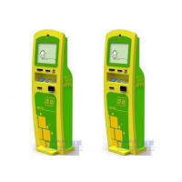 Quality Hotel Smart Card Ticket Vending Machine With Wireless Module Machine Kiosk for sale