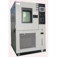 China 1~1000 pphm Ozone Aging Resistance Tester Environmental Testing Chamber wholesale