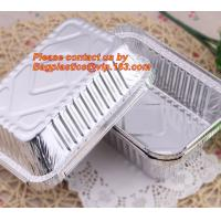 China airline disposable aluminium, aluminum foil container for food packaging, kitchenware, tableware, disposable, takeaway wholesale