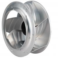 Buy cheap Metal Aluminum Sheet DC Centrifugal Fan 310 Backward Curved 48V High Efficiency from wholesalers