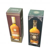China Custom Rigid Paper Board / Cardboard Folding Gift Wine Packaging Boxes wholesale