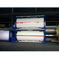 China Large Capacity Horizontal co2 Cryogenic Liquid Storage Tank wholesale